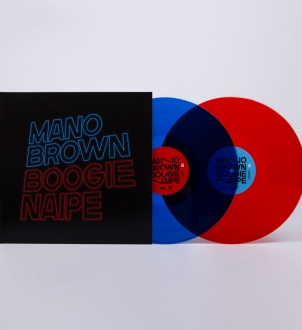 Mano Brown – Boogie Naipe (LP Duplo)