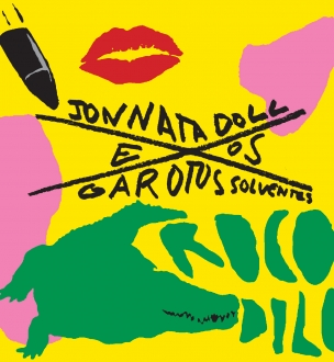 Jonnata Doll e Os Garotos Solventes – Crocodilo (CD)